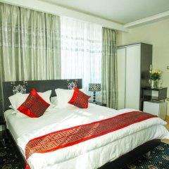 Гостиница Энигма 3* Стандартный номер с различными типами кроватей фото 4
