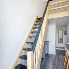 Гостиница ApartVille Улучшенные апартаменты с различными типами кроватей фото 5
