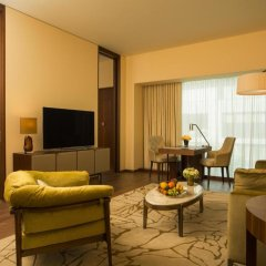 Отель Park Hyatt Zurich 5* Люкс Park с различными типами кроватей фото 6