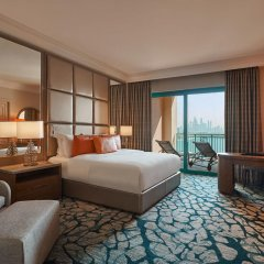 Отель Atlantis The Palm 5* Люкс Terrace club с различными типами кроватей