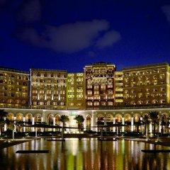 Отель The Ritz-Carlton Abu Dhabi, Grand Canal вид на фасад фото 2