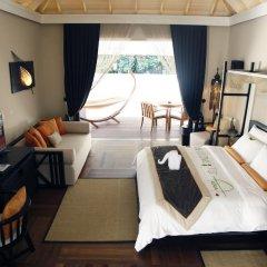 Отель Ayada Maldives 5* Вилла с различными типами кроватей фото 6
