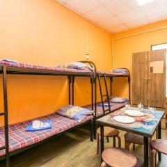 Хостел Берлога Кровать в женском общем номере с двухъярусными кроватями фото 3