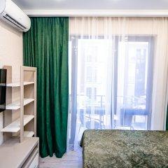 Апарт-Отель Мадрид Парк 2 Стандартный номер с различными типами кроватей фото 12