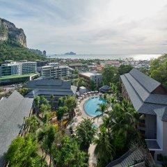 Отель Vogue Resort & Spa Ao Nang балкон фото 2