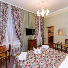 Пётр Отель 4* Студия с разными типами кроватей