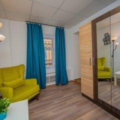 Мини-отель Hi Loft Люкс с различными типами кроватей фото 10