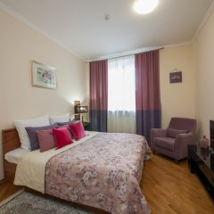 Гостиница ПолиАрт Номер Комфорт с различными типами кроватей фото 5