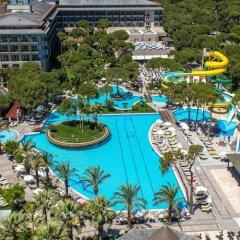 Papillon Ayscha Resort & Spa Турция, Белек - 10 отзывов об отеле, цены и фото номеров - забронировать отель Papillon Ayscha Resort & Spa - All Inclusive онлайн бассейн фото 2