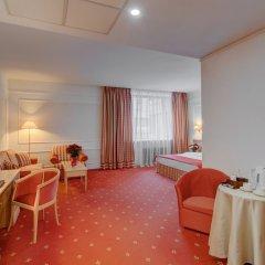 Гостиница Бородино 4* Полулюкс с двуспальной кроватью фото 3