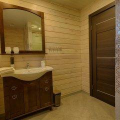 Гостиница Загородный клуб Фишерикс ванная