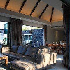 Отель Anchan Villas комната для гостей фото 5