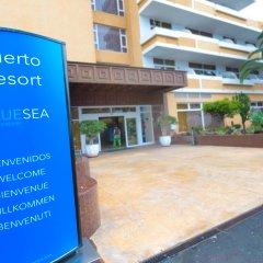 Отель Blue Sea Puerto Resort Испания, Пуэрто-де-ла-Круc - отзывы, цены и фото номеров - забронировать отель Blue Sea Puerto Resort онлайн интерьер отеля