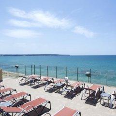 Hotel Playa Adults Only пляж