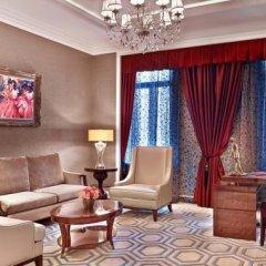 Гостиница The St. Regis Moscow Nikolskaya 5* Люкс Astor с различными типами кроватей