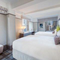 Park Central Hotel New York 4* Номер Премьер с 2 отдельными кроватями