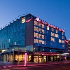 Отель Park Inn by Radisson Meriton Conference & Spa Hotel Tallinn Эстония, Таллин - - забронировать отель Park Inn by Radisson Meriton Conference & Spa Hotel Tallinn, цены и фото номеров вид на фасад фото 3