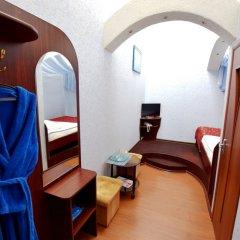 Гостиница Лагуна Спа Номер категории Эконом с различными типами кроватей фото 6