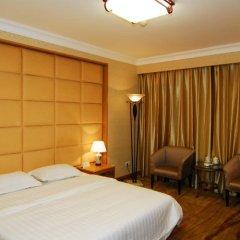 Отель Beijing Ping An Fu Hotel Китай, Пекин - отзывы, цены и фото номеров - забронировать отель Beijing Ping An Fu Hotel онлайн комната для гостей фото 10