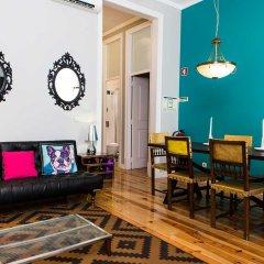 Отель Lisbon Art Stay Apartments Baixa Португалия, Лиссабон - 4 отзыва об отеле, цены и фото номеров - забронировать отель Lisbon Art Stay Apartments Baixa онлайн комната для гостей фото 6