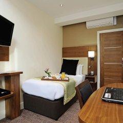 Отель Mercure London Bloomsbury 4* Стандартный номер с различными типами кроватей фото 2