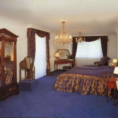 Hotel am Schlopark комната для гостей