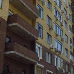 Апартаменты «Альянс » на ул. Островского вид на фасад