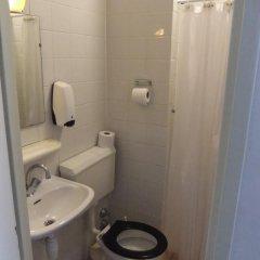Hans Brinker Hostel Amsterdam ванная