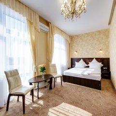 Гостиница Vision 3* Улучшенный номер с различными типами кроватей фото 2