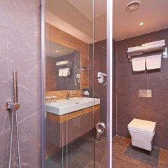 Отель Санкт-Петербург 4* Номер Делюкс Нева фото 2