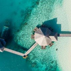 Отель Conrad Maldives Rangali Island Мальдивы, Хувахенду - 8 отзывов об отеле, цены и фото номеров - забронировать отель Conrad Maldives Rangali Island онлайн приотельная территория фото 11