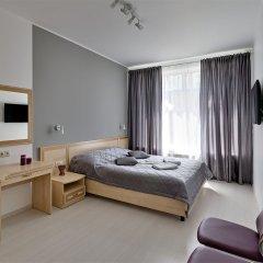 Гостиница Минима Водный 3* Номер Бизнес с двуспальной кроватью фото 7