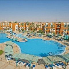 Отель SUNRISE Garden Beach Resort & Spa - All Inclusive Египет, Хургада - 9 отзывов об отеле, цены и фото номеров - забронировать отель SUNRISE Garden Beach Resort & Spa - All Inclusive онлайн бассейн фото 2