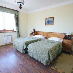Гостиница Пушкарская Слобода 5* Стандартный номер с различными типами кроватей