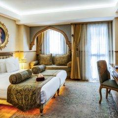 Отель Sultania 5* Номер Делюкс с различными типами кроватей фото 6