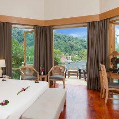 Отель Krabi Resort 4* Люкс с различными типами кроватей