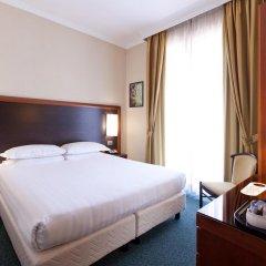 Smooth Hotel Rome West 4* Стандартный номер с различными типами кроватей