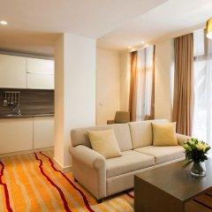 Гостиница Courtyard Marriott Sochi Krasnaya Polyana 4* Представительский люкс с различными типами кроватей фото 2