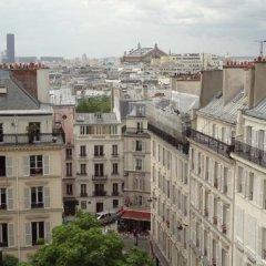 Monnier Hotel Париж балкон