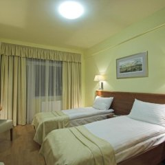 Отель Benczúr 3* Улучшенный номер с различными типами кроватей фото 2
