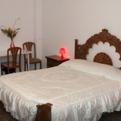Отель Perla Di Ostia Лидо-ди-Остия комната для гостей фото 2