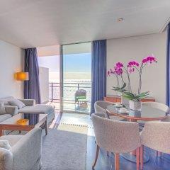 Отель Vidamar Resort Madeira - Half Board Only 5* Люкс с различными типами кроватей фото 2