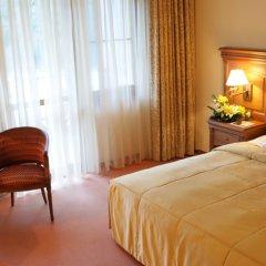 Гранд Отель Поляна 5* Номер Делюкс с различными типами кроватей фото 3