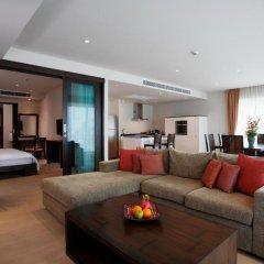 Отель Serenity Resort & Residences Phuket 4* Люкс Serenity с двуспальной кроватью фото 8