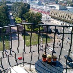 Мини-отель Рест на Павелецком вокзале балкон фото 4