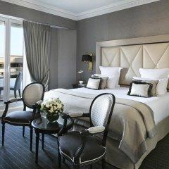 Hotel Barriere Le Majestic 5* Номер Делюкс с двуспальной кроватью фото 2