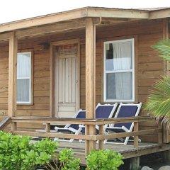 Отель Laguna Beach Resort Остров Утила вид на фасад