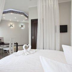 Гостиница Инсайд-Транзит 2* Люкс с двуспальной кроватью