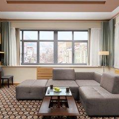 Гостиница Ногай 3* Люкс с разными типами кроватей