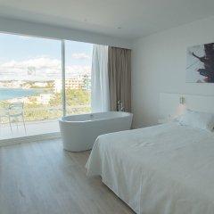 Els Pins Hotel 4* Люкс с различными типами кроватей фото 5